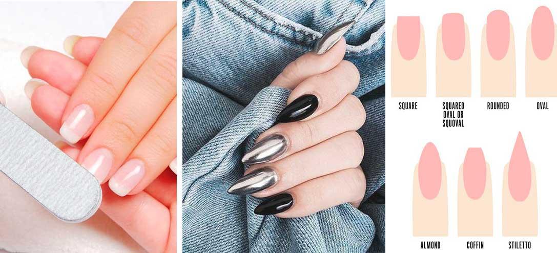 Los Tips Para Limar Tus Uñas Según La Forma De Tus Dedos